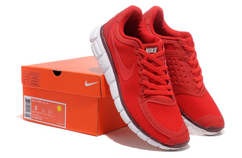 Nike Free 5.0 V4 Femme
